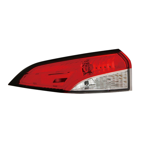 Car Back Lamp
